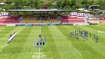 Highlights- England v Samoa, match day 1 of the World Rugby U20s