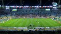 Fluminense 0x2 Grêmio 1 tempo completo copa do brasil 2017