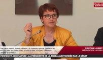 Femmes et agriculture : La présidente de la FNSEA auditionnée par le Sénat - Les matins du Sénat (01/06/2017)