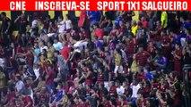 102.Todos os gols Sport 2 x 2 Salgueiro - Gols & Melhores Momentos - Pernambucano 2017
