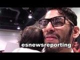 Jorge Linares Why He Got Rios Over Bradley - Brandon Got Power & Is Mexican! EsNews