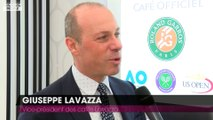 Roland-Garros 2017 : Toni Nadal, Andre Agassi et Carlos Moya auprès de Lavazza (exclu vidéo)