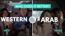 Arabs VS Westerners: Who Wins?