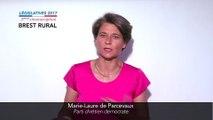 Législatives 2017. Marie-Laure de Parcevaux : 3e circonscription du Finistère (Brest rural)