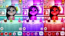 My Talking Angela Colors playthrough #47 Kids cartoons - animated series,Cartoons animated anime game 2017