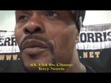 Terry Norris: Mayweather NOT the BEST!!! He PICKED ALL his FIGHTS!!! EsNews