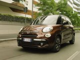 Fiat 500 L 2017 : 1er essai en vidéo