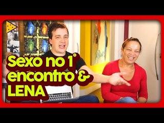 SEXO NO PRIMEIRO ENCONTRO? | RAFA CORTEZ NO LOVE TRETA