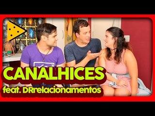 HOMENS CANALHAS FT. DRELACIONAMENTOS | RAFA CORTEZ NO LOVE TRETA