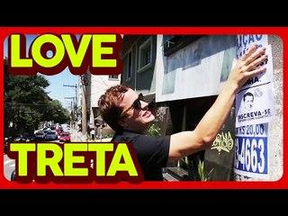 RAFA CORTEZ APRESENTA LOVE TRETA!