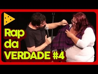 MICHÊ, PEITINHO E CAIPORA | RAP DA VERDADE #4