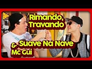 RIMAS E TRAVA-LÍNGUAS COM MC GUI | RAFA CORTEZ NO LOVE TRETA