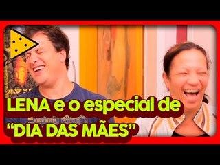 SER MÃE: EXPECTATIVA X REALIDADE COM LENA | RAFA CORTEZ NO LOVE TRETA