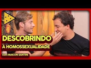 COMO SABER SE SEU PAI É GAY FT. MAICON SANTINI | RAFA CORTEZ NO LOVE TRETA