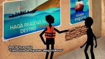 Se presenta en Madrid la campaña: Tráfico ilícito de migrantes: #NegocioMortal