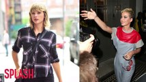 Taylor Swift Wants 'No Part' of Continued Katy Perry Feud