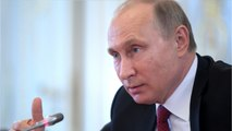 Putin Says Patriotic Russians Staged Cyber Attacks