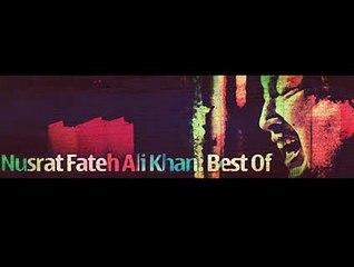 NUSRAT FATEH ALI KHAN - Saya Bhi Saath Jab Chhor Jaye (Special Version)