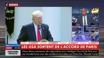 Jean-François Julliard, DG Greenpeace ''Donald Trump est terriblement dangereux''