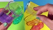 Rainbow slime  Rainbow