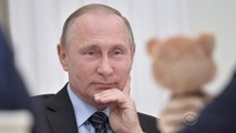 Putin insists Russian government not involved in U.S. election hacking