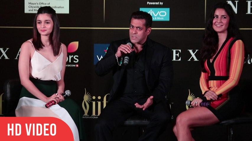 Salman Khan On His Performance At IIFA Awards 2017 New York   IIFA 2017
