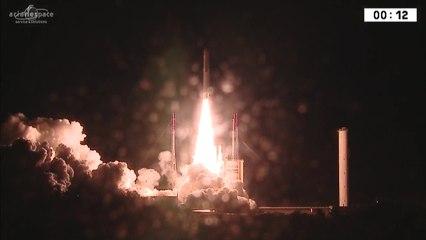 Lancement d'Ariane 5 - VA237 (01/06/17)