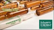 (8) [Martiderm] Cách mở ống dưỡng chất Ampules chống lão hoá - Công ty Viên Mỹ