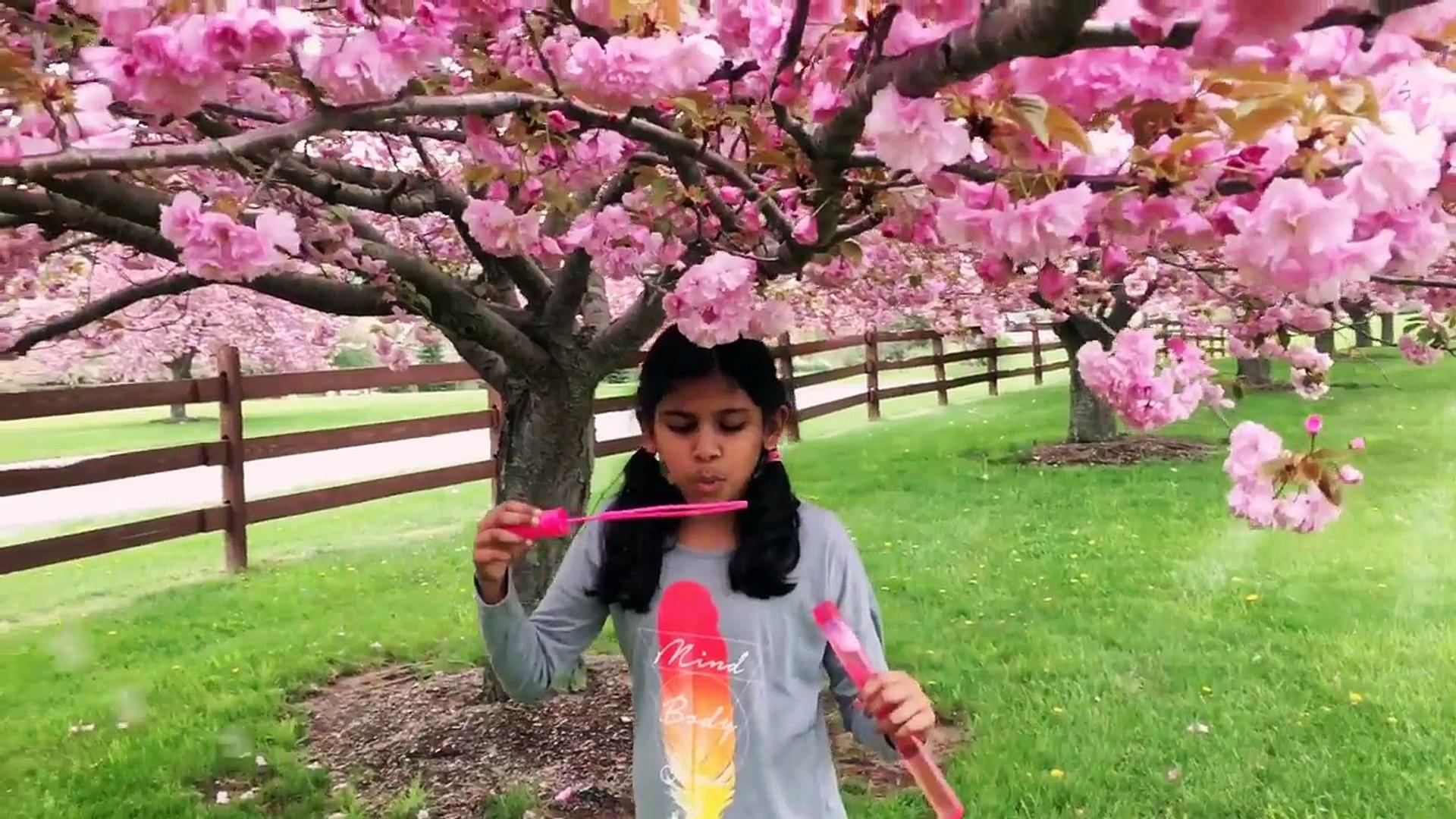 Kids bubble fun | Kids Fun time | Kids playing bubbles