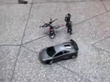 Remote controlled Racing Car, Ca