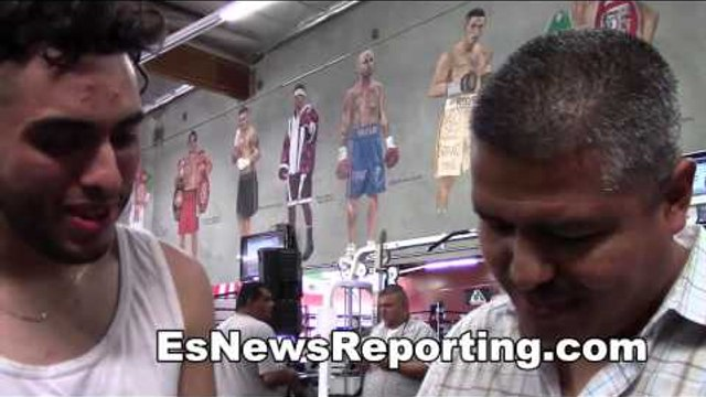 Robert Garcia Fundraiser For Family of US Marine Big Success EsNews