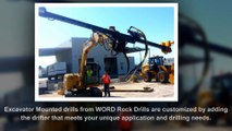 Excavator Drill Attachment For Your Current Excavating Machinery