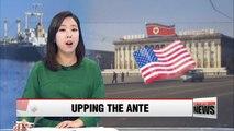 U.S. announces reinforced sanctions against North Korea to target key entities