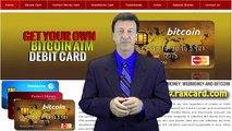 Bitcoin ATM Visa Debit Card, Bitcoin Cashout Card