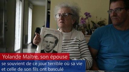 Il y a quarante ans, l'ouvrier des VMC, Pierre Maître, était assassiné