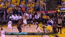 Durant steps up in 1st NBA Finals game with Warriors to lead Golden State to win