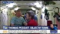 Thomas Pesquet vit ses dernières minutes dans l'ISS