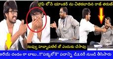 Frustrated Raj Tarun Meets