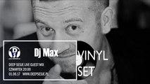 Dj Max Deep Sesje Guest Vinyl mix