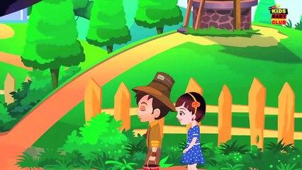 Jack und Jill _Kinderreimen für Kinder _ Deutsch Reim-Uw