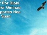 Sujetador Deportivo para Mujer Por BlokiT Para Correr Gimnasio Yoga Deportes Hecho de