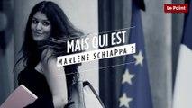 Le portrait de Marlène Schiappa, secrétaire d'État chargée de l'égalité entre les femmes et les hommes