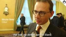 """""""Het doet me denken aan Het Eiland"""": toppolitici reageren enthousiast op De 16"""