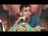Leo Santa Cruz I Will Give Abner Mares A Rematch - EsNews Boxing