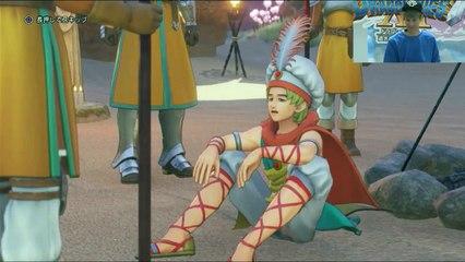 New PS4 Gameplay de Dragon Quest XI : Les combattants de la Destinée