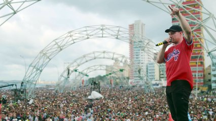 MAJOR LAZER LIVE IN HAVANA, CUBA @ TRIBUNA ANTIIMPERIALISTA