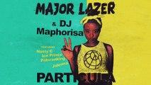 Major Lazer & DJ Maphorisa - Particula (feat. Nasty C, Ice Prince & Jidenna) (Official Audio)