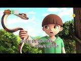 [2015년 EBS 가을 신규 애니메이션] 정글에서 살아남기 - 마루의 어드벤처
