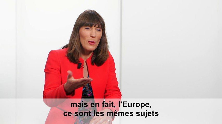 La justice sociale d'abord #5 - Christine Revault d'Allonnes-Bonnefoy