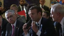 Le coup d'Emmanuel Macron à Thomas Pesquet à son retour sur Terre